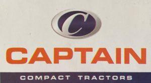 Tracteur Captain par Eurotek
