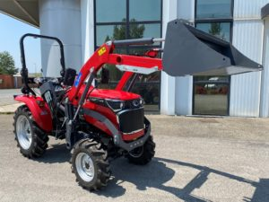 tracteur Captain-chargeur Cochet-Eurotek